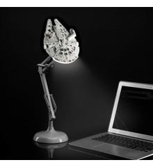 Star Wars - Millennium Falcon Bord Lampe