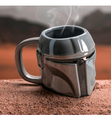 Star Wars - The Mandalorian Shaped Mug (PP7343MAN)