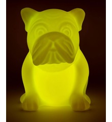 Lumin'us - Bluetooth Speaker w. Light - Dog - 30 CM (BTLSDOG)