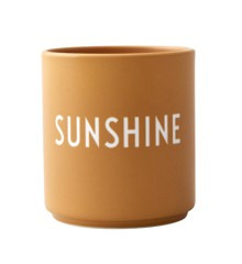 Design Letters Favourite Becher - Sunshine