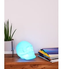 Lumin'us - Bluetooth Speaker w. Light - Skull - 30 CM (BTLSSKULL)