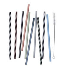 Design Letters - Straws