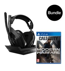 Astro - A50 Gen4 Wireless + Call Of Duty Modern Warfare Bundle