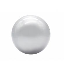 Kidkii - Jumbo Balls 12 pcs. - Silver (12b4J)