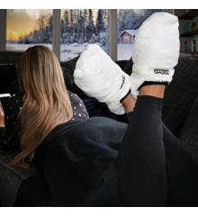 Hot Feet Deluxe - White (01703.WT.LA)