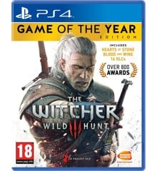 The Witcher III (3): Wild Hunt (Game of The Year Edition) (FR)