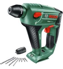 Bosch - Batteridrevet borehammer Uneo Maxx (Batteri ikke inkluderet)