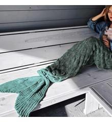 Mermaid Tail Blanket - Lake Blue (04345.BL)