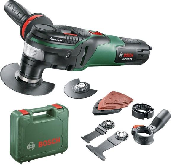 Bosch - PMF 350 CES DIY Multifunctional Tool 230v