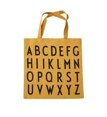 Design Letters - Farvorite Tote Bag - ABC Orange (10502001ABCORANGE)