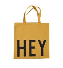 Design Letters - Farvorite Shoppingtaske - Hey Orange