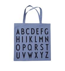 Design Letters - Farvorite Tote Bag - ABC Purple (10502001ABCPURPLE)
