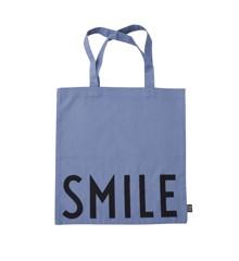 Design Letters - Farvorite Tote Bag - Smile Purple (10502001SMILEPURPLE)