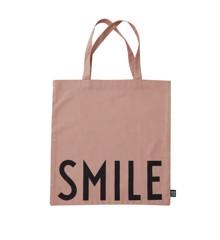 Design Letters - Farvorite Tote Bag - Smile Rose (10502001SMILEROSE)
