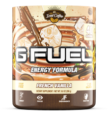 G Fuel - Coffee French Vanilla