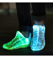 Led Shoes - Fibre Optic - Size 30 (04899.30)