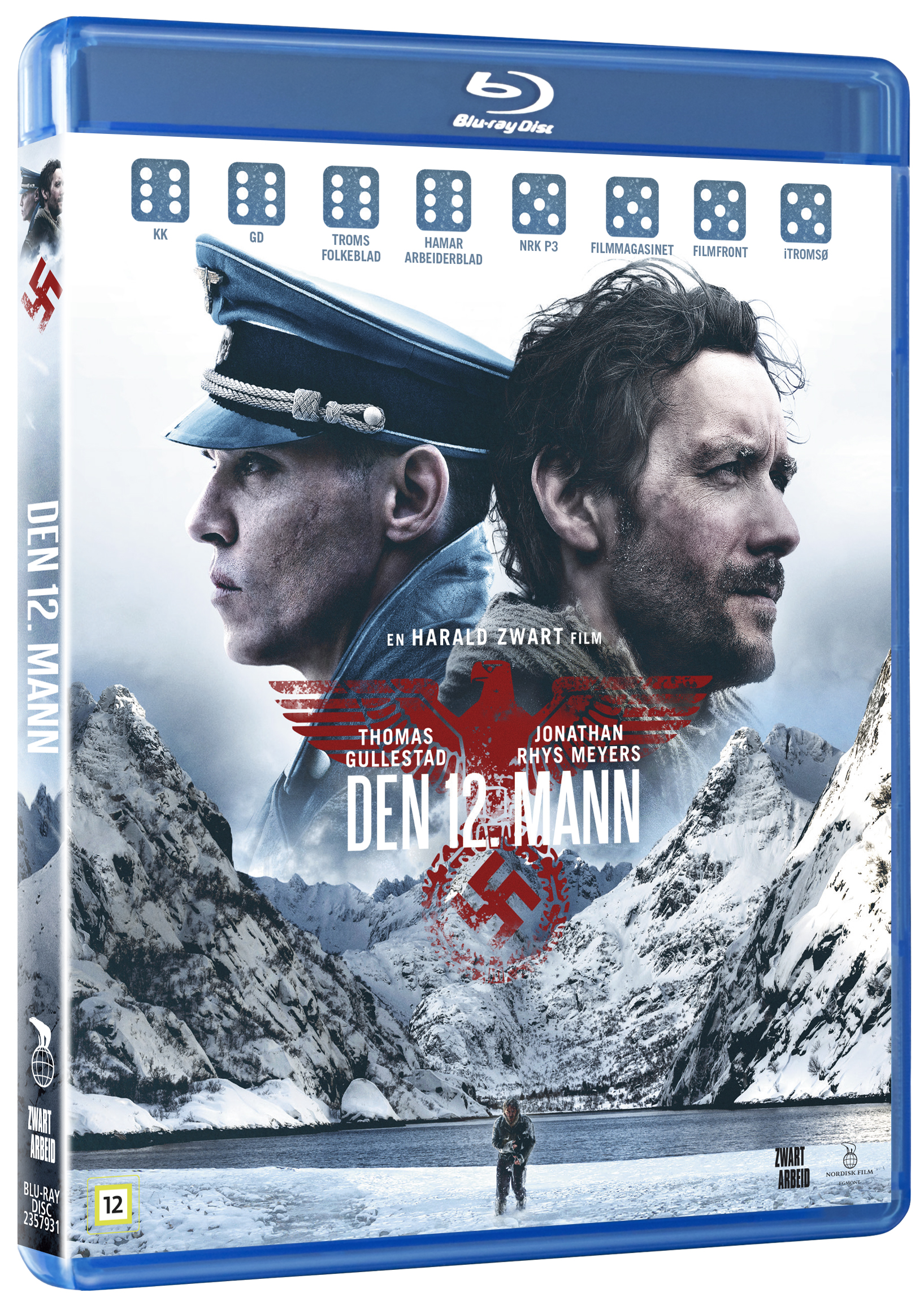 Bilde av 12th Man - Blu Ray