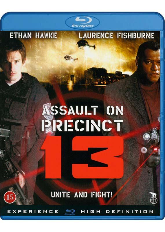 AssaultOnPrecinct13 - Blu Ray