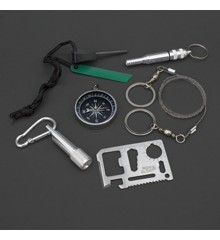 Iron & Glory - Apocalypse Kit - Six piece survival set