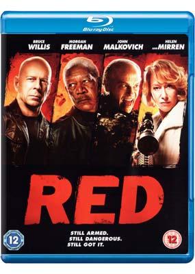Red 1 - Blu Ray