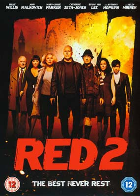 Red 2 - Blu Ray