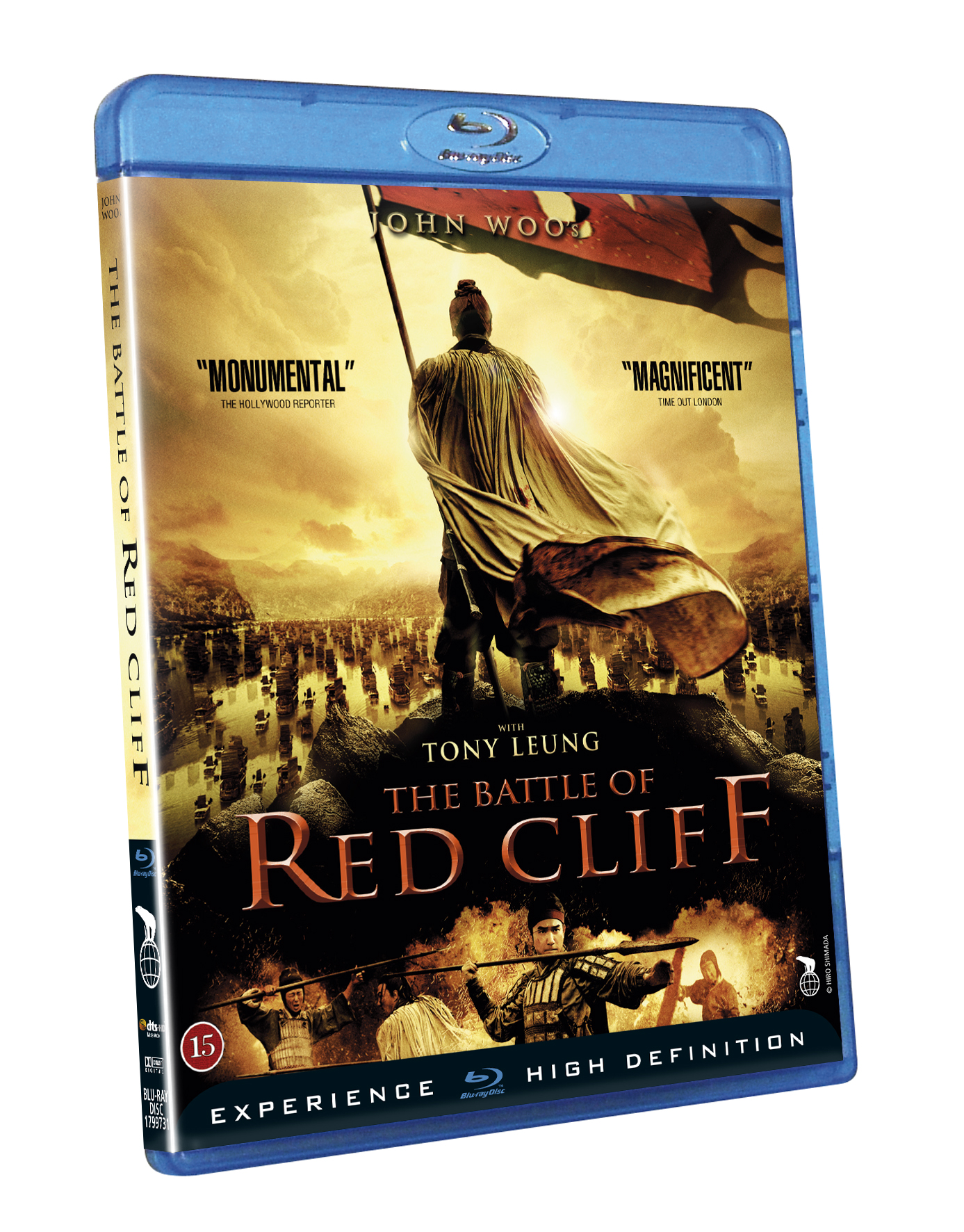 Red Cliff - Blu Ray