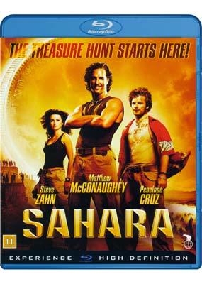 Sahara - Blu Ray