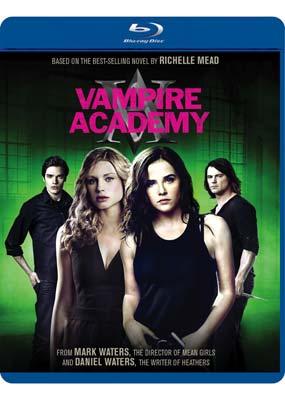 Vampire Academy- Blu Ray