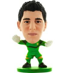 Soccerstarz - Belgium Thibaut Courtois (New Kit)