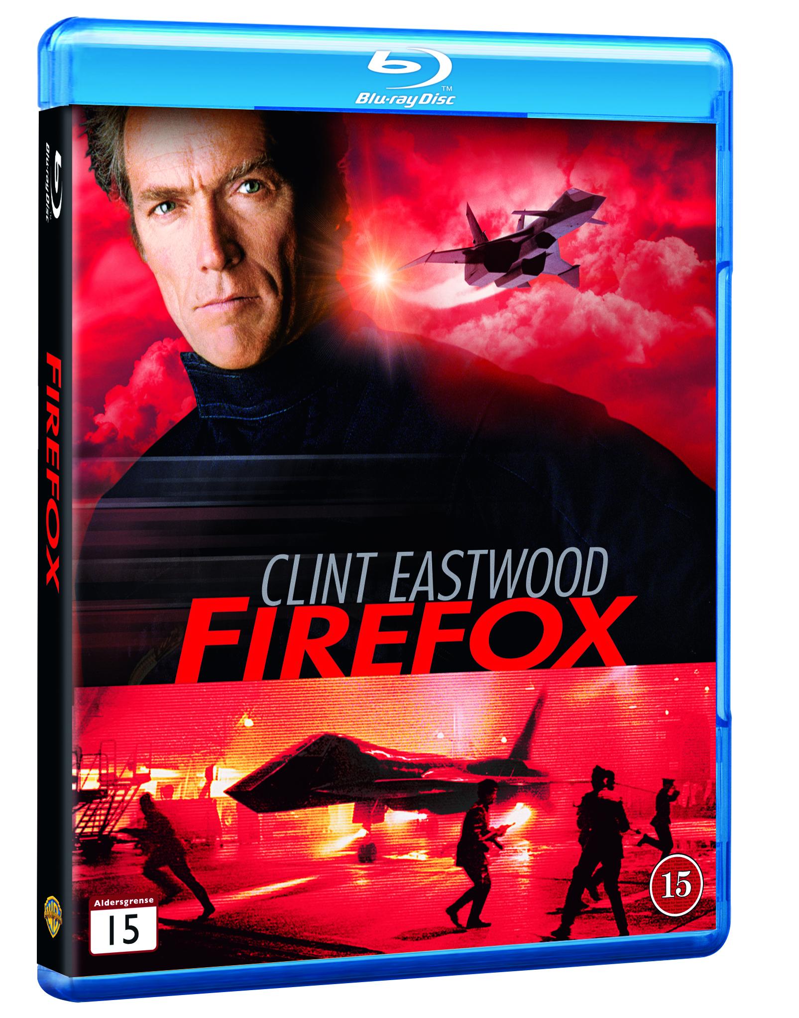 Firefox - Blu Ray