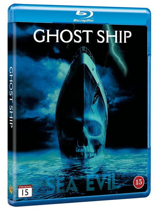 Ghost Ship ('02) - Blu Ray