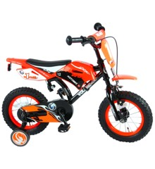 "Volare - Børnecykel 12"" Motorbike - Orange"