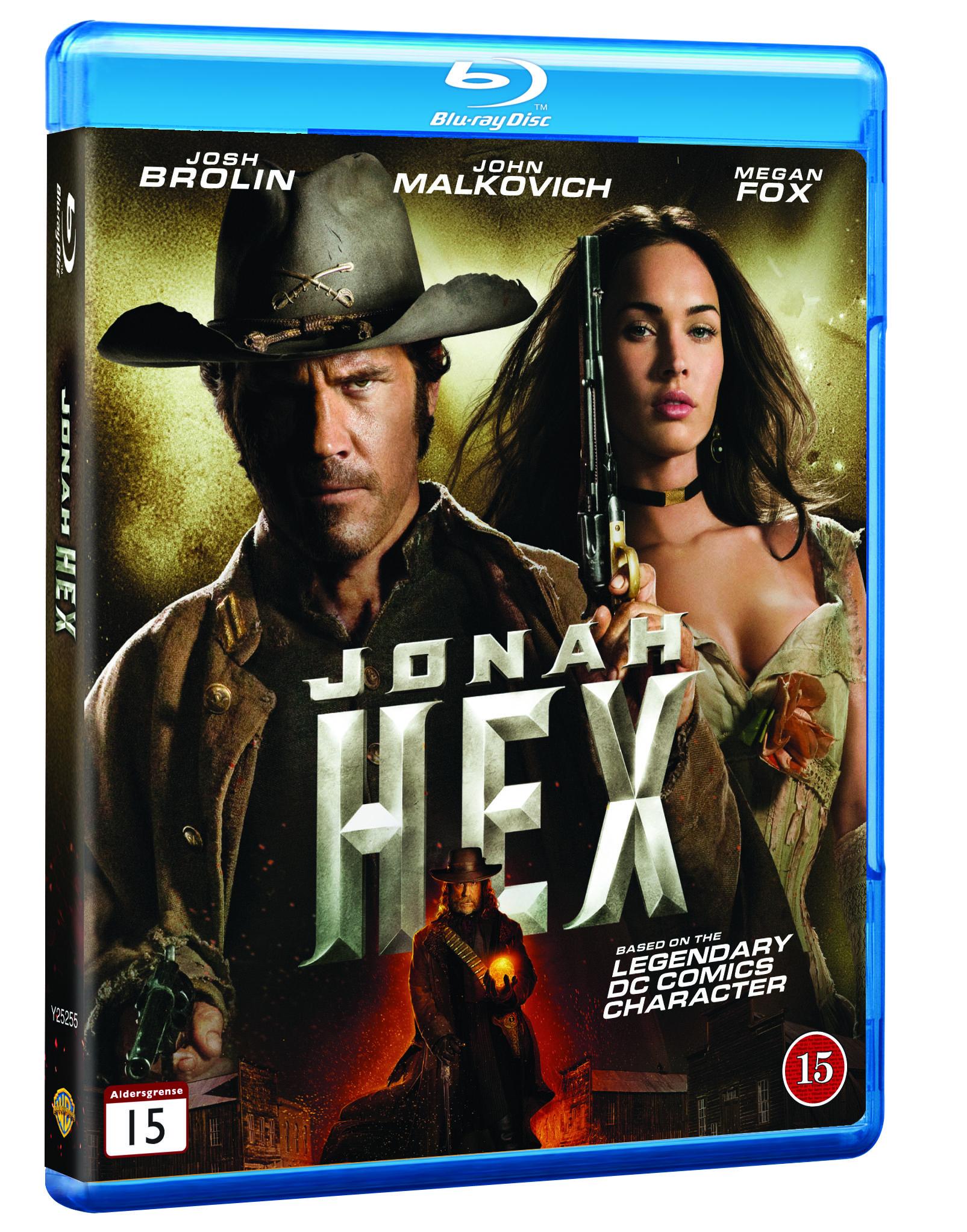 Jonah Hex - Blu Ray