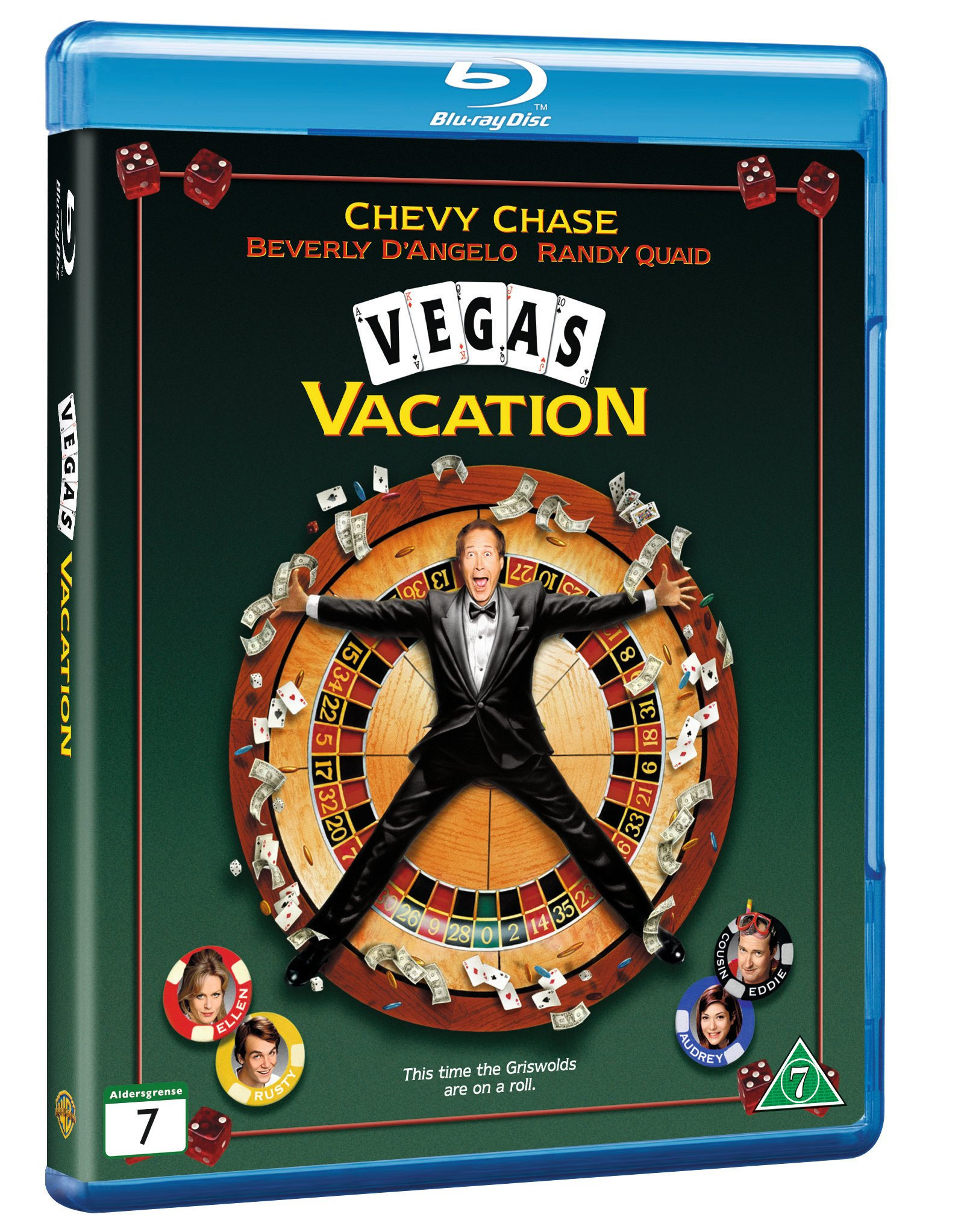 NL's Vegas Vacation - Blu Ray
