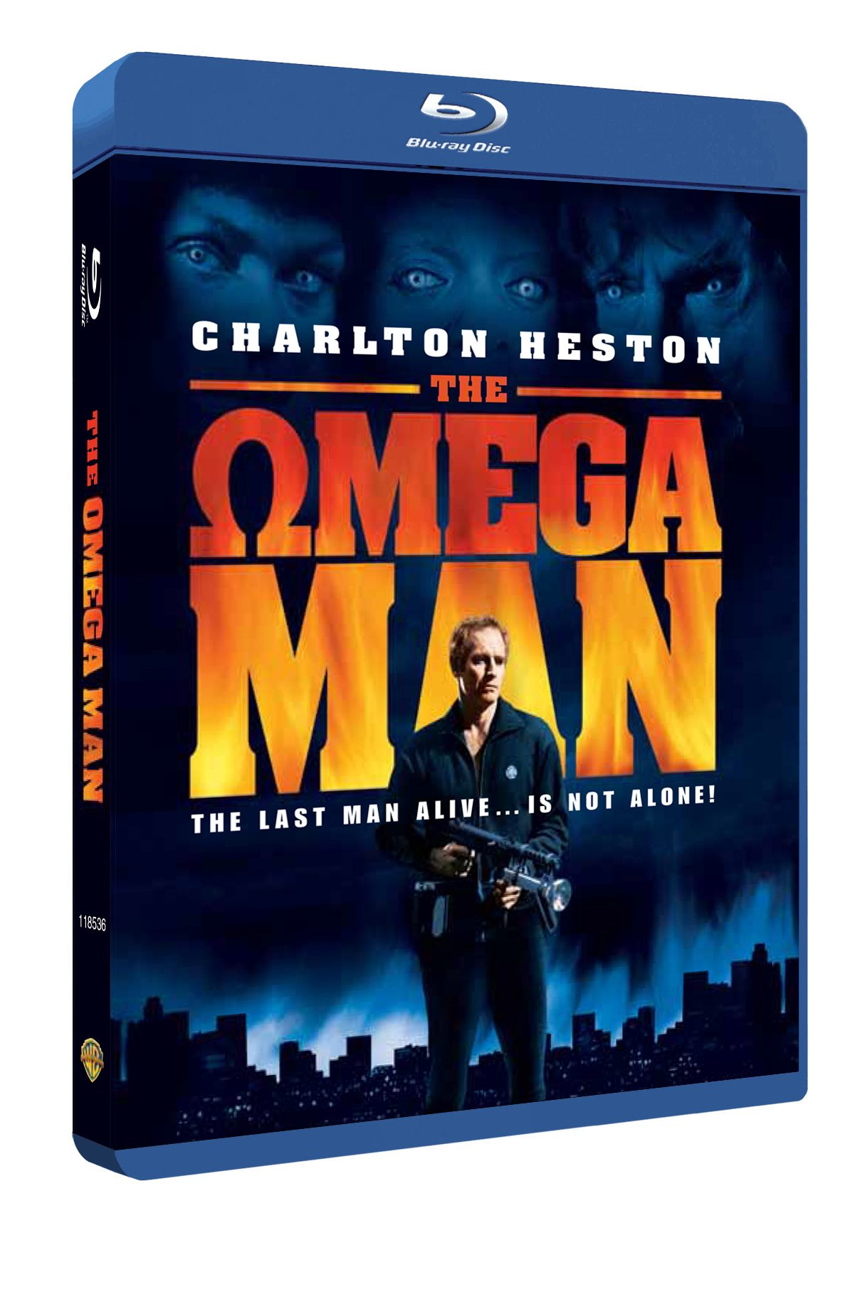 Omega Man The - Blu Ray