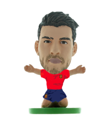 Soccerstarz - Spain Alvaro Morata - Home Kit