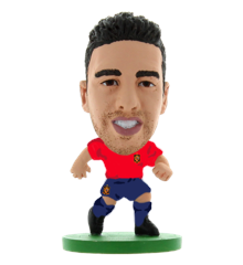 Soccerstarz - Spain Daniel Carvajal - Home Kit