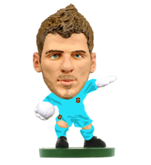 Soccerstarz - Spain David De Gea - Home Kit