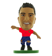 Soccerstarz - Spain Koke - Home Kit