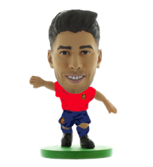 Soccerstarz - Spain Marco Asensio - Home Kit