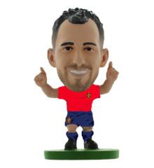 Soccerstarz - Spain Paco Alcacer - Home Kit