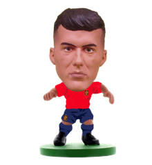 Soccerstarz - Spain Rodri - Home Kit