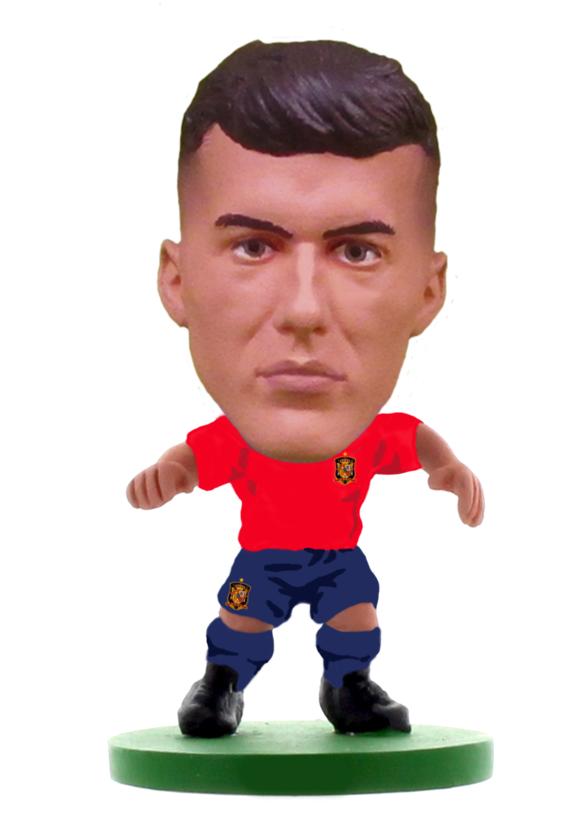 Soccerstarz - Spain Rodri - Home Kit