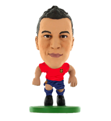 Soccerstarz - Spain Rodrigo - Home Kit