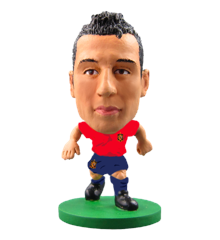 Soccerstarz - Spain Santi Cazorla - Home Kit
