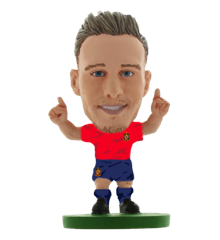 Soccerstarz - Spain Saul Niguez - Home Kit