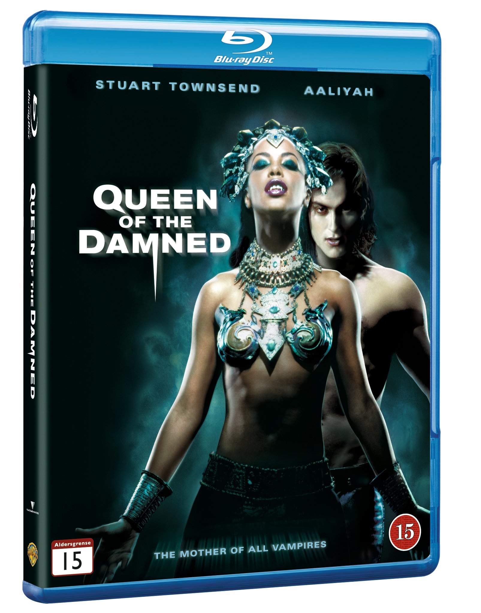 Queen Of The Damned - Blu Ray