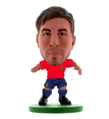 Soccerstarz - Spain Sergio Ramos - Home Kit