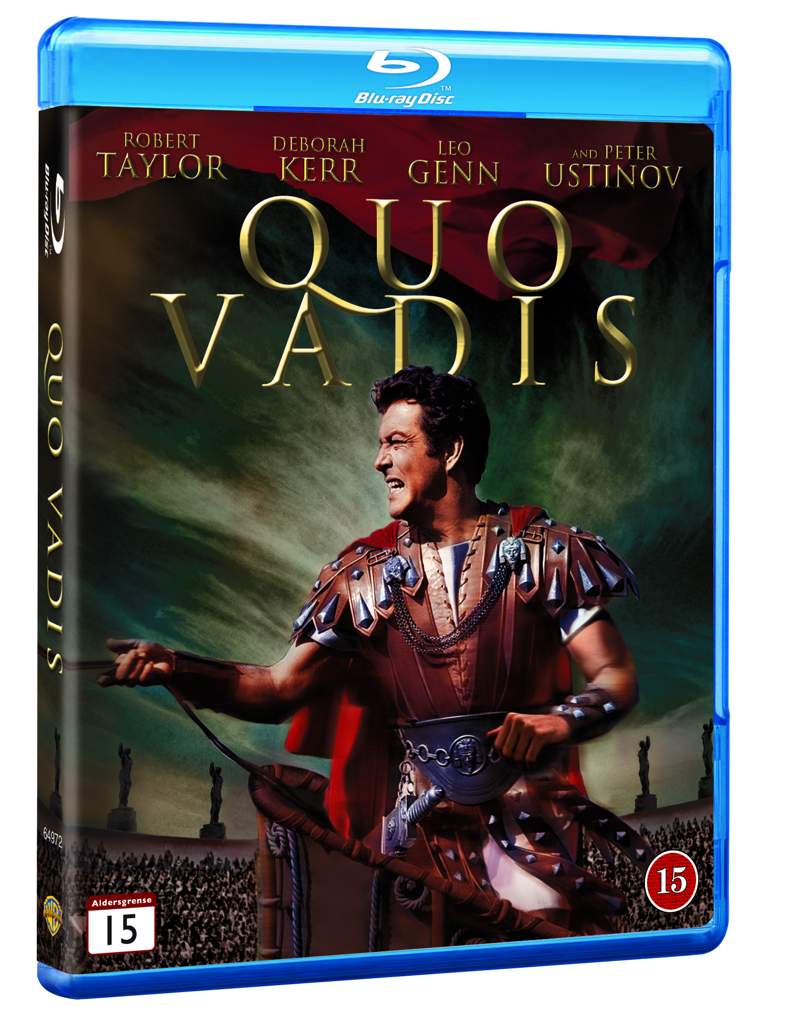 Quo Vadis - Blu Ray