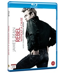 Rebel Without A Cause ('55) - Blu Ray